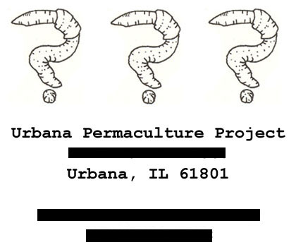 Contact the Urbana Permaculture Project