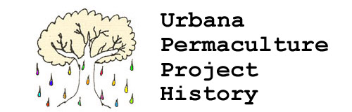 Urbana Permaculture Project History
